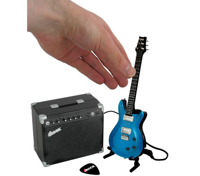 Mini MP3 Player Guitar and Speaker