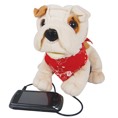 Patch the Interactive Dog Speaker