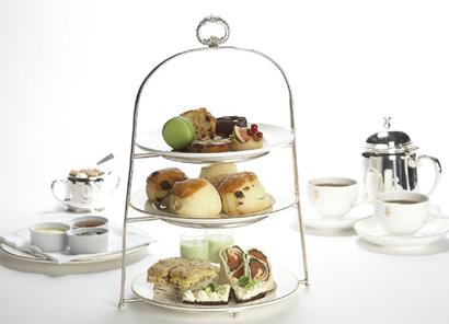 Tea at Harrods for Two