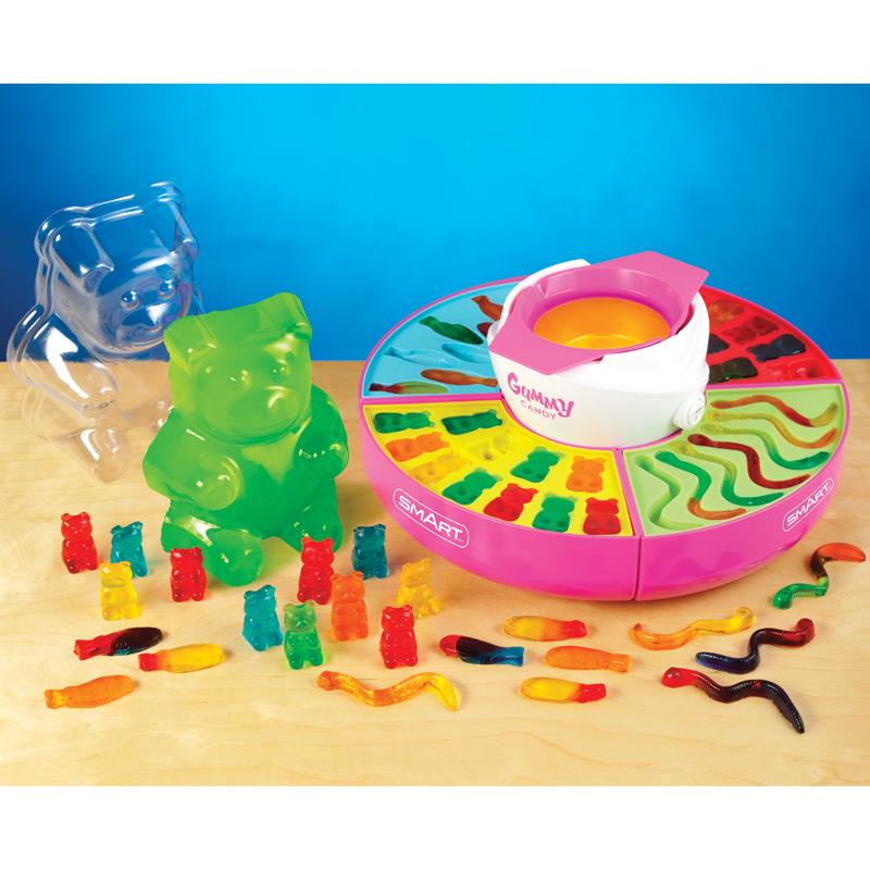 Gummy Candy Teddy Maker